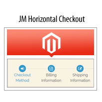 JM Magento Horizontal Checkout